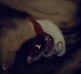 Master of the lost souls by VeraVeraART