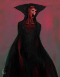Vampire by VeraVeraART