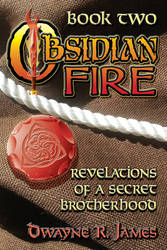 ObsidianFireCover bookTwo newTitle new by dwaynerjames