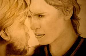 Kiss me, Master... by JediLorraine