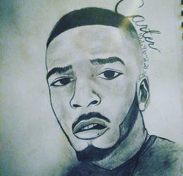 R.I.P Brother Chris Carter by Dayl0k0