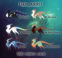 Elkin Adopts by Cynder18