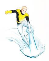 Iceman Commission by JoriB
