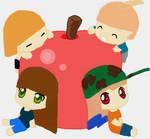 Mini Team by ReenaeTickleman