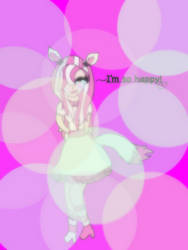 (Caitlyn)A Human Mangle Fixed And Working Ver. by ReenaeTickleman