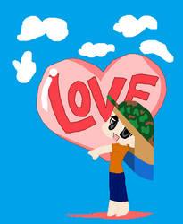 We Love You! by ReenaeTickleman