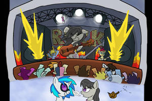 You Should Start a Rockband by Chaos-Flare44