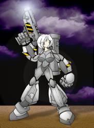 Bigger Guns for Bigger Fun by SaburoX