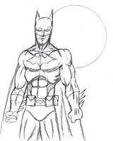 Batman WIP by MetalPudding