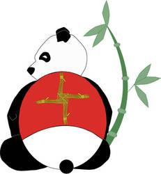 Panda Tattoo by MetalPudding