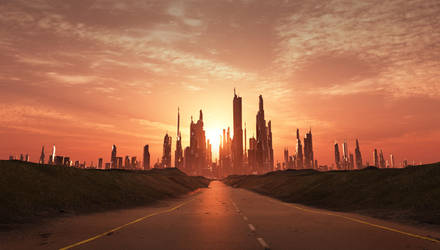 Future City Approach by jamesgrote