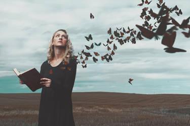 Reach the Sky by MiserableTalent
