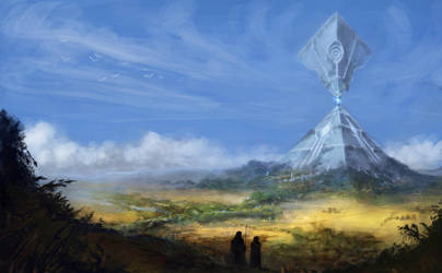 Pyramids by Robedirobrob