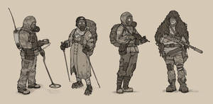 Sketches by DmitryGrebenkov