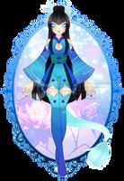 Meifen in Return of Lotus Outfit R73 (SOLD) by RumCandyAdopt