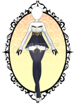Classy Novelty Outfit R199 (sold) by RumCandyAdopt