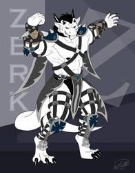 Z Warrior by SymbolHero