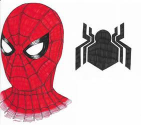 Spider-Man: Homecoming (Tom Holland) by predatorX20
