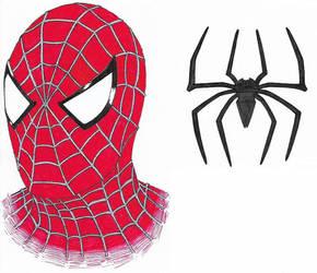Spider-Man (Tobey Maguire) by predatorX20