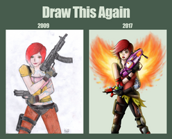 Draw This Again - Lilith by KTechnicolour