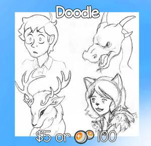 Doodles2 by KTechnicolour