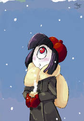 Cold Cutie by synthetic-ghost