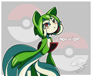 Snorvior by synthetic-ghost