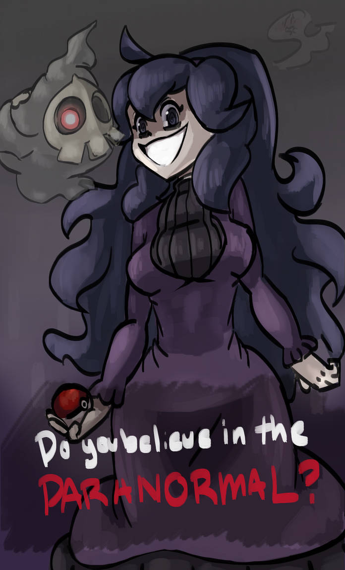 Hex Maniac by synthetic-ghost