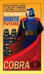 Cobra Propaganda Poster by GREAT-ODEN