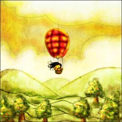 Ballon Trip by Ayandora