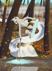 Jack Frost AC#161 by Tikaaniwicker4