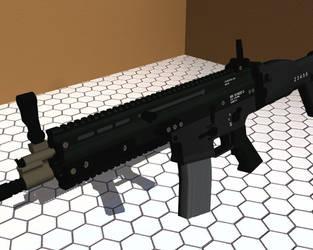 FN SCAR-L by TechieV2