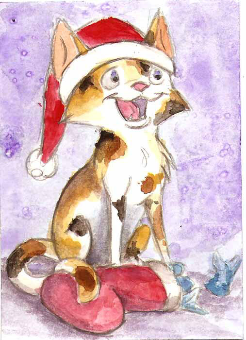 Goodkitty Atc by Winggal