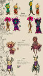 OPEN ADOPTABLES: Plants And Bugs by Kyttibat
