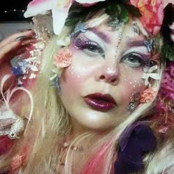 Floral Sprite by kukuramutta
