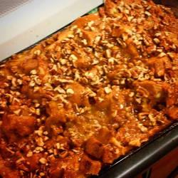 Pumpkin Bread Pudding by kukuramutta