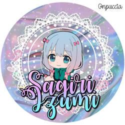 Sagiri Izumi Icon by Onpuccia