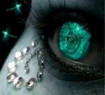 Eye See you- My Rose by BadAssSpartaSpawn