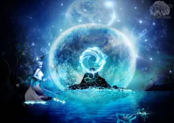 Mythical Moon by BadAssSpartaSpawn