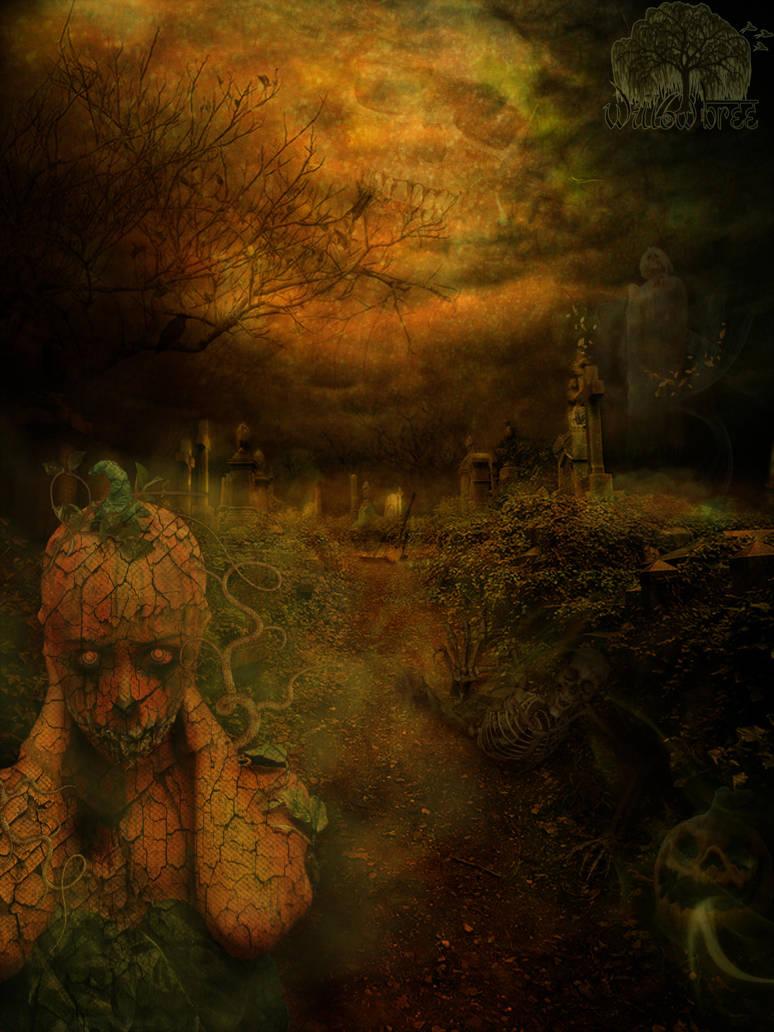 A Pumpkins Revenge by BadAssSpartaSpawn