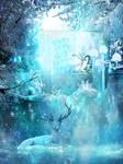 The Frozen Stag by BadAssSpartaSpawn