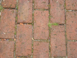 Brick texture by Hiljainen-stock