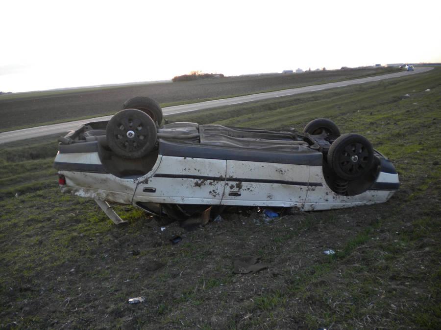 Car crash I by Hiljainen-stock