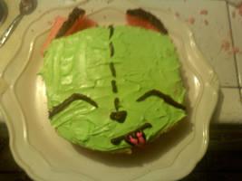 Gir Cake by TechnoFreshyyKidd