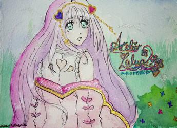 Fanart - Lulua (Atelier Lulua) by Luna-Alkhemia