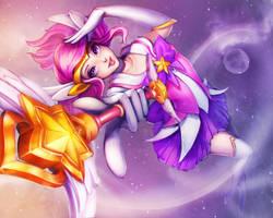 Fan Art Star Guardian Lux by PuddingzZ