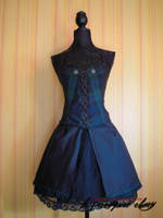 Tartan Lolita. I (sold) by chac-chac