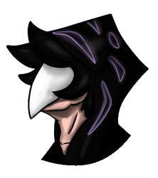 Raziel Headshot by hypnodelic