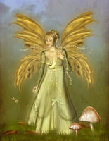A Fairy Princess by ToriB