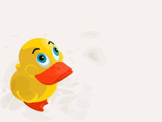Rubber Ducky by j0nzj